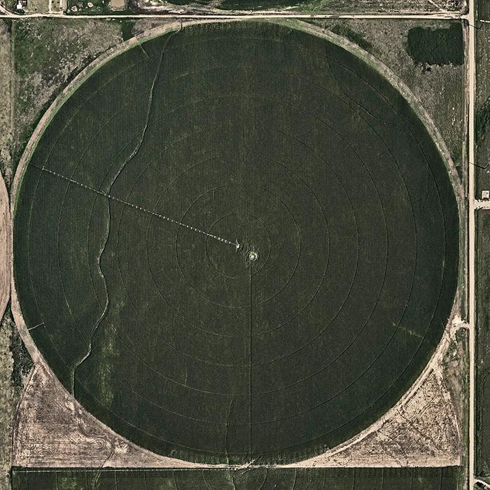 82c62284a21 Aerial Views of Circle Irrigation by Bernhard Lang