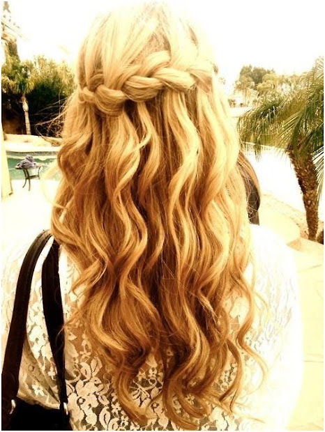 braided hairstyles curly