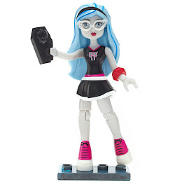 MH Ghouls Collection 3 Ghoulia Yelps Mega Blocks Figure
