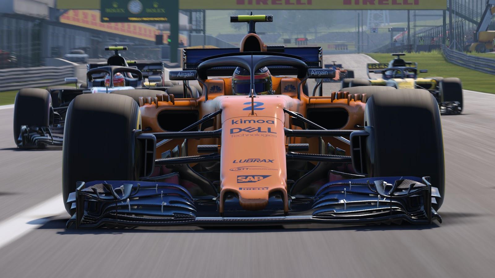 F1 2018 PC ESPAÑOL (CODEX) 8