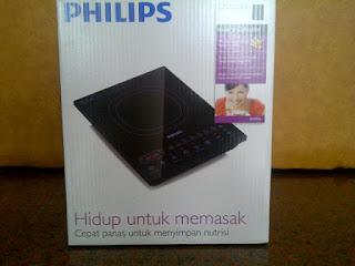 Kompor Listrik Philips HD 4932