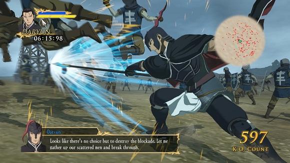Arslan The Warriors of Legend PC Free Download Screenshot 2