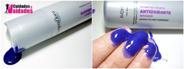 Shampoo Violeta Chardonnay Acquaflora