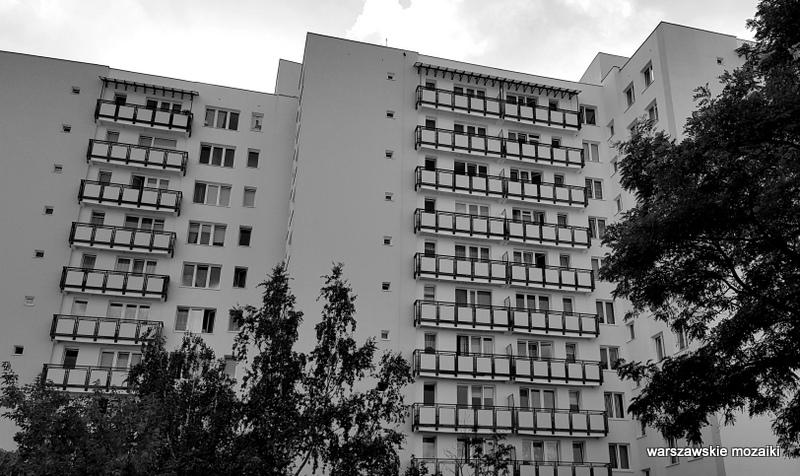 Praga Północ Warszawa Warsaw blok blokowisko architektura miasto city warszawskie blokowiska