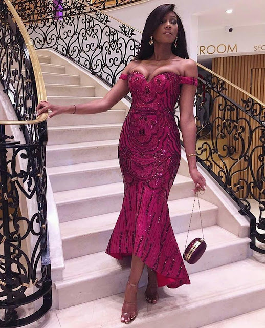 Latest and Trendy Aso-Ebi Lace Styles for weddings and for other Suitable Events