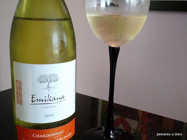 Emiliana Chardonnay 2014