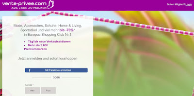 Französisches Web-Einhorn: vente-privee.com
