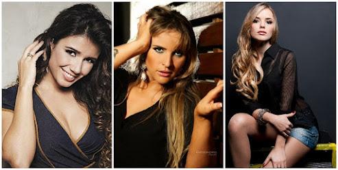 Cantoras sertanejas lindas e gatas de 2015