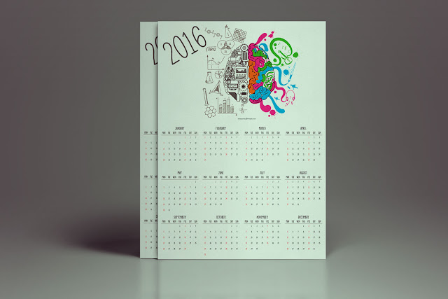 Create Your Own Calendar in Adobe Illustrator