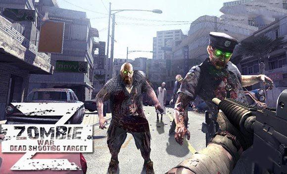 Zombie War Z Hero Survival Rules MOD APK terbaru