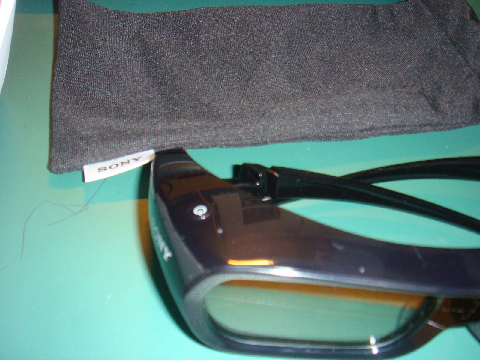 PC Parts and Accessories: Sony 3D Glasses TDG-BR250 and Sony
