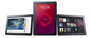 Ubuntu Linux tablet