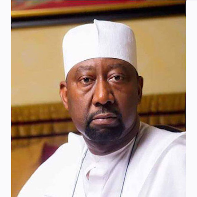 Nasiru Ado Bayero, new chairman of 9Mobile