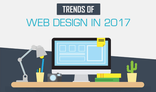 Trends Of Web Design In 2017