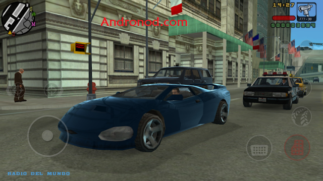 GTA: Liberty City Stories v2.1 MOD Apk+Data Terbaru
