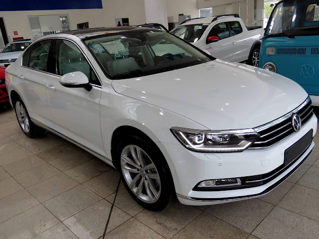 vw passat 2018 nova central de infotainment detalhes car blog br. Black Bedroom Furniture Sets. Home Design Ideas