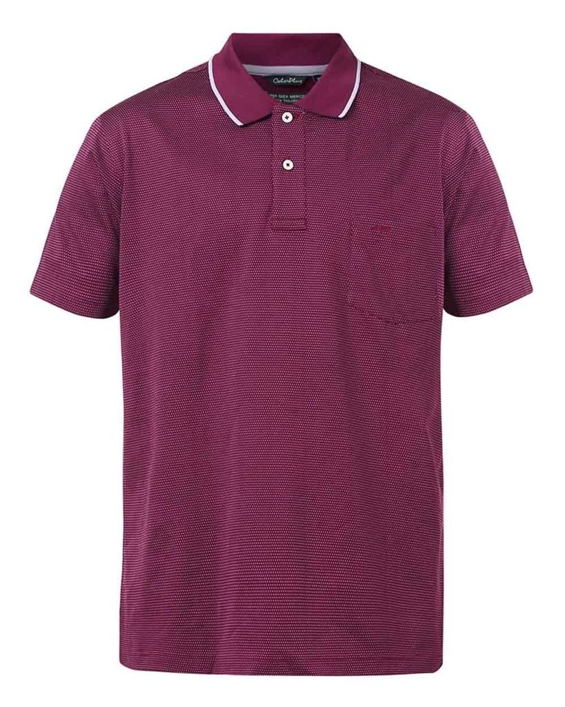 Dark Maroon Classic Fit T-Shirt