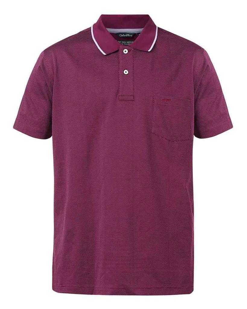 Dark Maroon Classic Fit T-Shirt