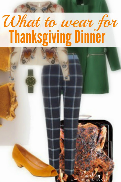 Are you wondering what to wear for Thanksgiving dinner?  Check out these Thanksgiving outfit ideas for women.