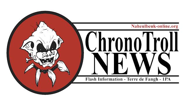 Guide du ChronoTroll News Chronotrollnews