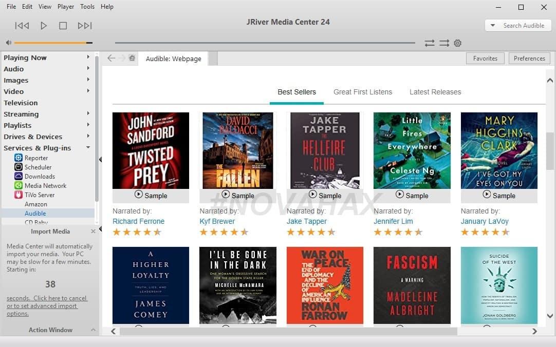 JRiver Media Center 25 0 89 Crack is Here! [x64] | Novahax