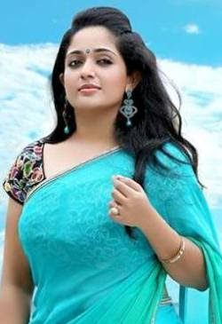 Kavya Malayalam actress saree stills