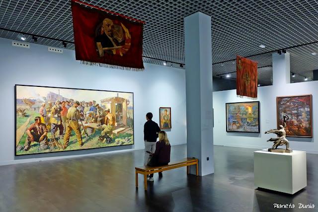 Colección del Museo Ruso, San Petersburgo Málaga