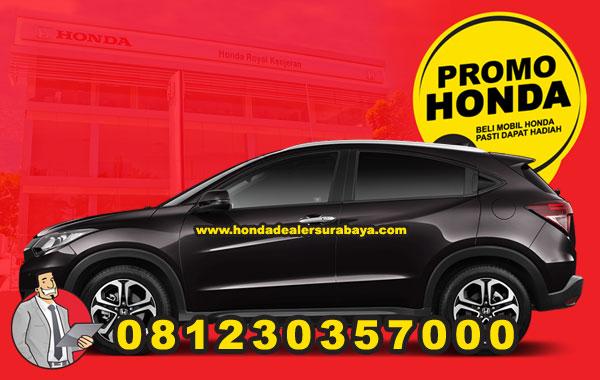 Promo Honda HR-V