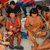 Mulheres Indígenas Ianomâmis transmitem experiências de artesanato e pintura