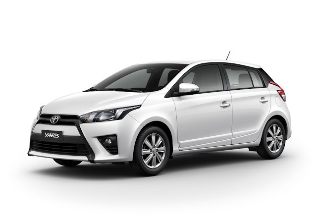 Toyota yaris 2017, Toyota yaris 2016, Toyota yaris 2015