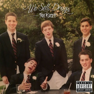Tribe Society - We Sell Drugs - Album Download, Itunes Cover, Official Cover, Album CD Cover
