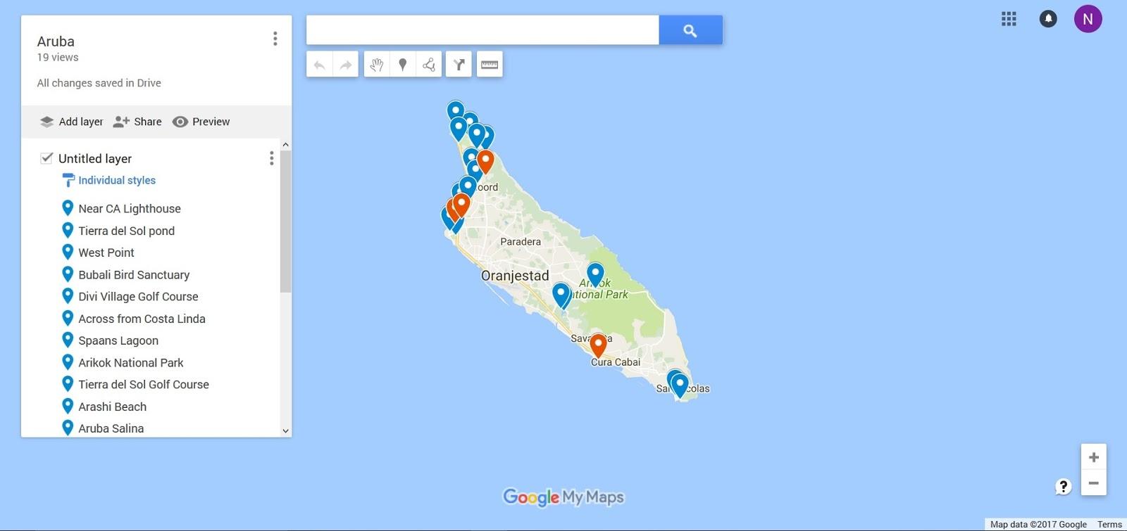 Shorebirder iPhone GPS road navigation for international travel
