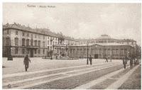 piazza Bodoni e mercato combustibili
