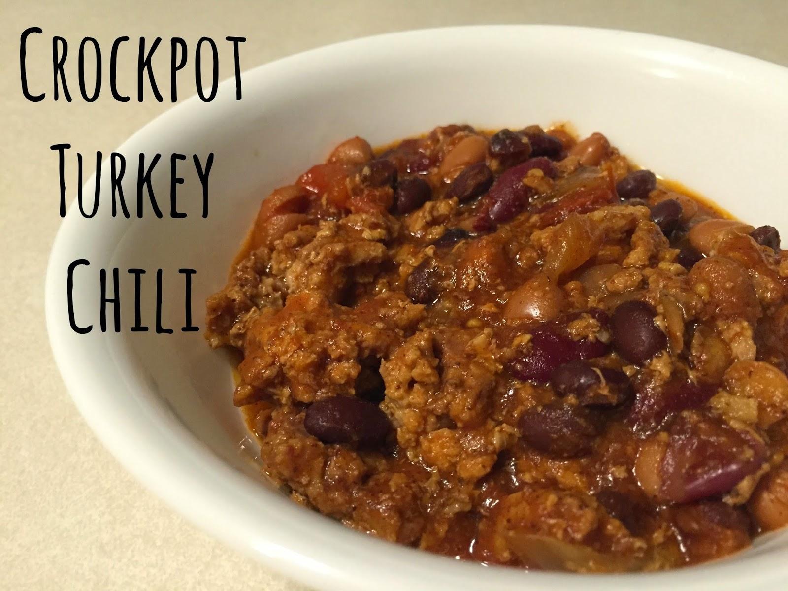 The Simple Life Crockpot Turkey Chili