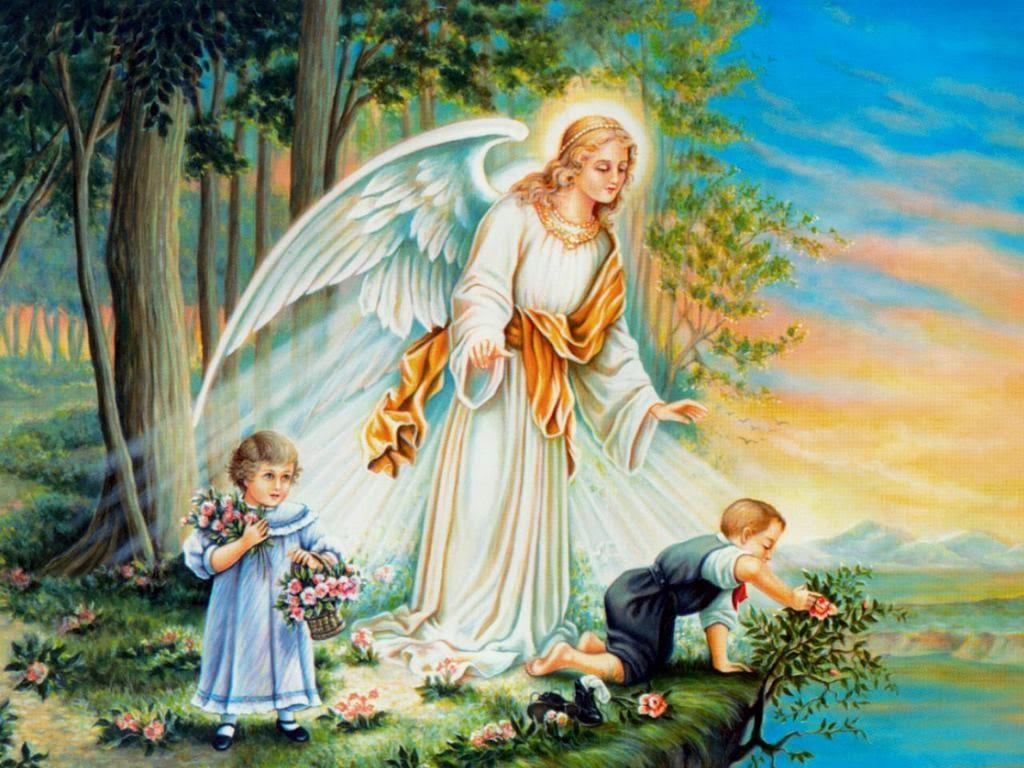 Malaikat Pelindung, Doa Kepada Malaikat, Doa Katolik