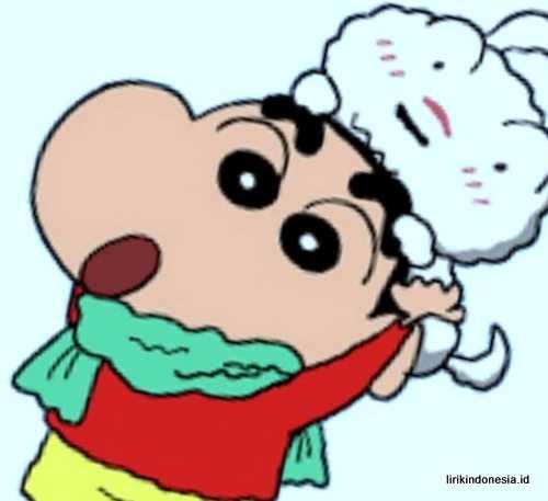 Lirik Crayon Shinchan