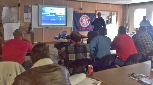Skip Mumford teaching ABS