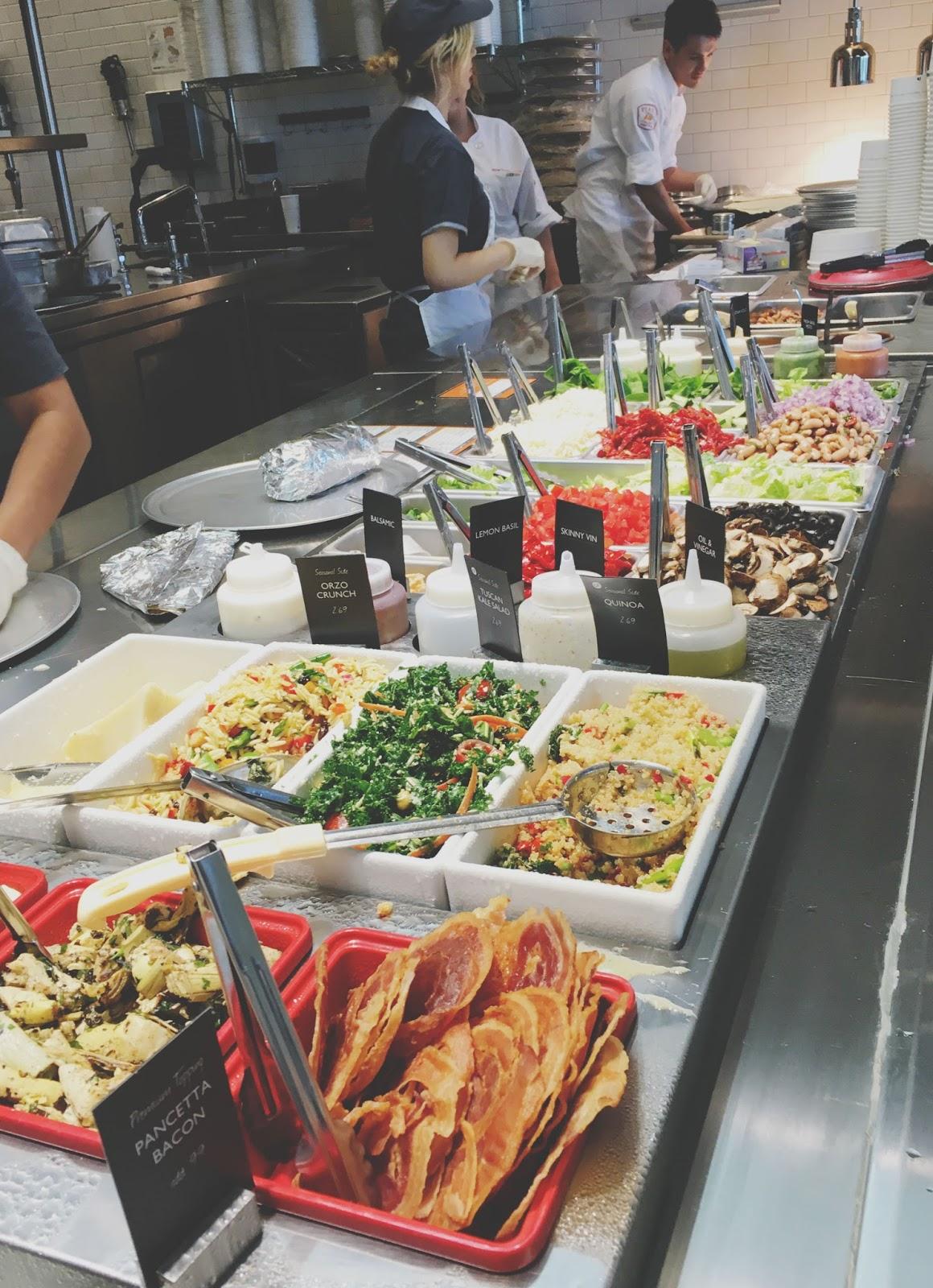 Piada Street Food Hours