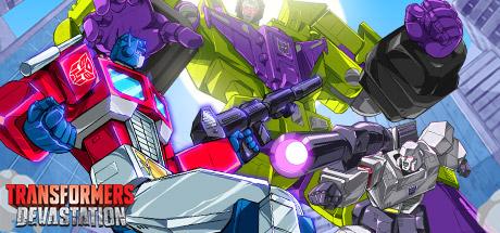 Transformers Devastation PC Full Version
