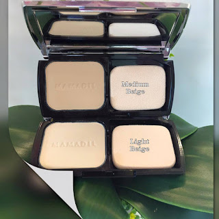 MAMADIL SIMPLE TOUCH-LOOSE POWDER