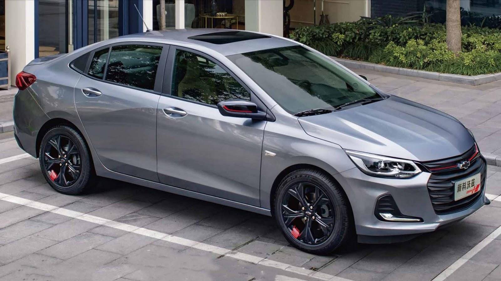Chevrolet Prisma 2020 Detalhes E Interior Revelados Automodiaboli