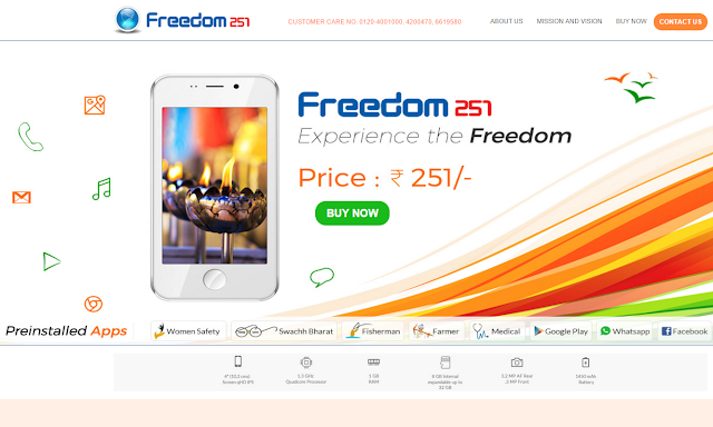 Freedom251 Mobile