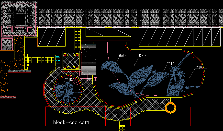 Sample layout of Swimming pool cad block, curve swimming ...