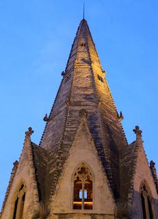 Iglesia de Sta. María del Palacio, Logroño