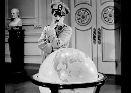 20 October 1940 worldwartwo.filminspector.com Charlie Chaplin The Great Dictator