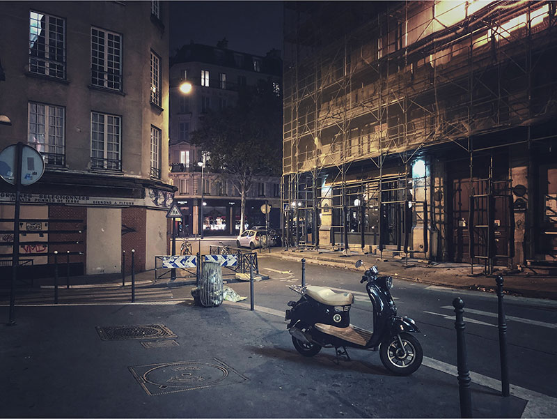 Paris-by-night-15 Paris by Night: Photos by Loic Le Quere Design