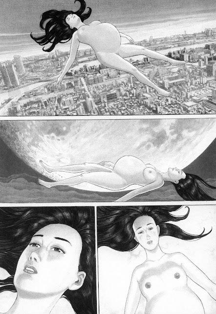 Jiro Taniguchi – Stare nella realtà con le nuvole.