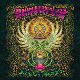 John McLaughlin and Jimmy Herring with The 4th Dimension and The Invisible Whip - 2018 - Live in San Francisco