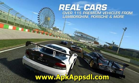 Free Download Real Racing 3 MOD Apk v5.1.0 Hack Unlimited Money + Data Terbaru 2017