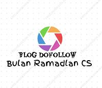 Logo Blog Dofollow Bulan Ramadlan CS